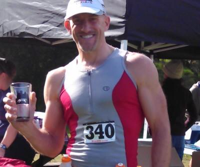 Podiatrist wins Half Marathon