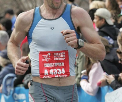 san francisco podiatrist runs houston marathon 2012