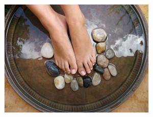 san francisco podiatry pedicure at home