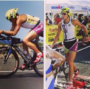Ironman champion Felicity Joyce