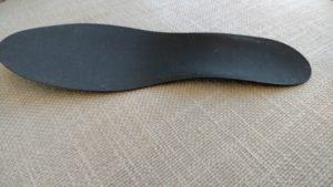 ONE INSOLE stiffens shoe /& reduces arthritis pain Carbon fiber insole